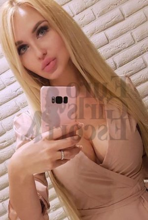Meylie nuru massage & escort girl