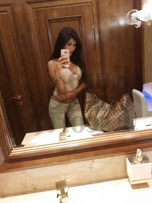 Seyma escorts in San Rafael and nuru massage