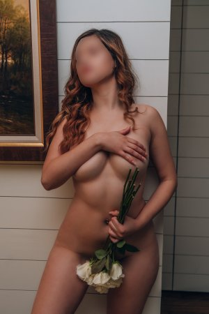 Toria nuru massage in Bluffdale, live escort